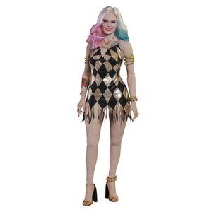 [Suicide Squad: Hot ToysAction Figure: Harley Quinn Dancer Dress Version (Product Image)]