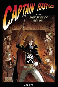 [Space Pirate: Captain Harlock #5 (Cover E Alquie) (Product Image)]