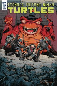 [Teenage Mutant Ninja Turtle: Ongoing #82 (Cover A Wachter) (Product Image)]