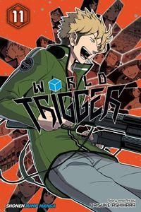 [World Trigger: Volume 11 (Product Image)]
