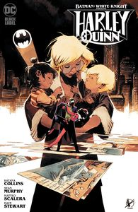 [Batman: White Knight Presents Harley Quinn #1 (Cover B Matteo Scalera Variant Signed Edition) (Product Image)]