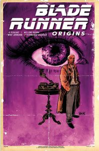 [Blade Runner: Origins #2 (Cover D Hack) (Product Image)]