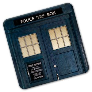 [Doctor Who: Coaster: The TARDIS (Product Image)]