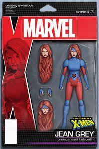 [Uncanny X-Men #9 (Christopher Action Figure Variant) (Product Image)]