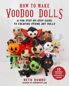 [How To Make Voodoo Dolls: A Fun Step-by-Step Guide To Creating String Art Dolls (Product Image)]