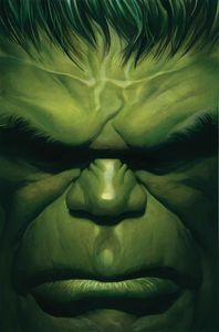 [Immortal Hulk By Alex Ross: Poster Book (Product Image)]