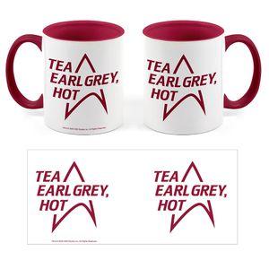 [Star Trek: The Next Generation: The 55 Collection: Mug: Tea, Earl Grey, Hot (Product Image)]