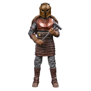 [Star Wars: The Mandalorian: Black Series Action Figure: The Armorer (Product Image)]