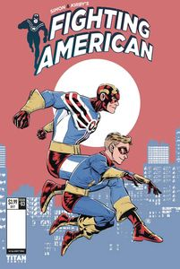 [Fighting American: Ties That Bind #3 (Cover A Tong) (Product Image)]