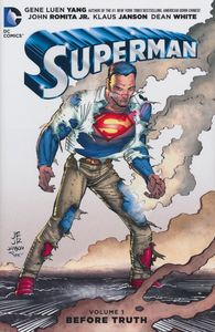 [Superman: Volume 1: Before Truth (Hardcover) (Product Image)]