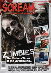 [Scream Magazine #44 (Product Image)]