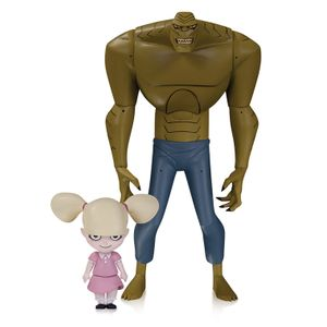 [DC: New Batman Adventures: Action Figure: Killer Croc With Baby Doll (Product Image)]