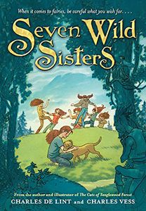 [Seven Wild Sisters: A Modern Fairy Tale (Product Image)]