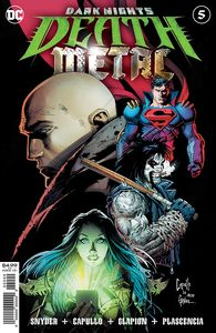 [Dark Nights: Death Metal #5 (Product Image)]
