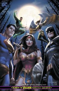 [Justice League #35 (Variant Edition Yotv) (Product Image)]