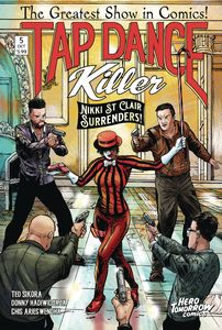 [Tap Dance Killer #5 (Cover A Hadiwidjaja) (Product Image)]