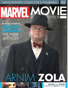 [Marvel Movie Collection #82: Arnim Zola (Product Image)]
