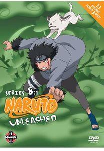 [Naruto Unleashed: Season 8 Part 1 (Product Image)]