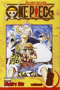 [One Piece: Volume 8 (Product Image)]