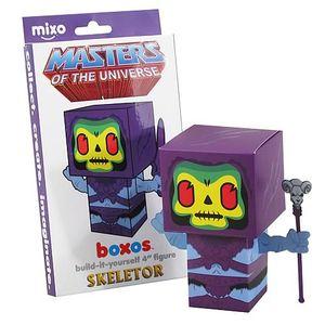 [Masters Of The Universe: Papercraft: Boxo: Skeletor (Product Image)]
