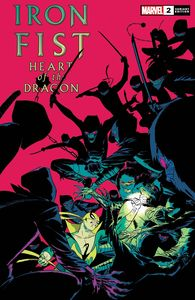 [Iron Fist: Heart Of Dragon #2 (Martin Variant) (Product Image)]