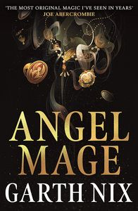 [Angel Mage (Hardcover) (Product Image)]