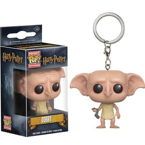 [Harry Potter: Pop! Vinyl Keychain: Dobby (Product Image)]