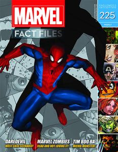 [Marvel Fact Files #225 (Product Image)]