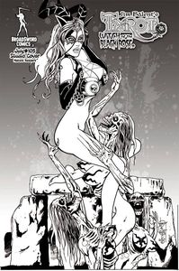[Tarot: Witch Of The Black Rose #105 (Studio Deluxe Edition) (Product Image)]