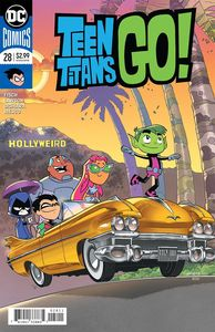 [Teen Titans Go #28 (Product Image)]