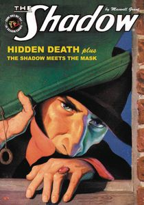 [Shadow: Double Novel: Volume 121: Hidden Death & Meets The Mask (Product Image)]