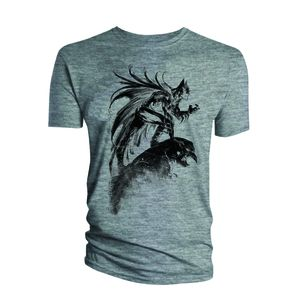 [Batman: T-Shirt: Gargoyle (Product Image)]