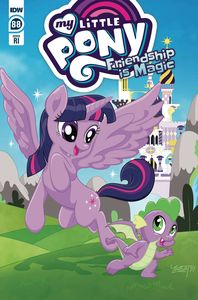 [My Little Pony: Friendship Is Magic #88 (Labat Variant) (Product Image)]