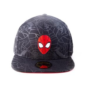 [Spider-Man: Snapback Cap: Head (Product Image)]