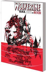 [Wolverine: Black White & Blood (Treasury Edition) (Product Image)]