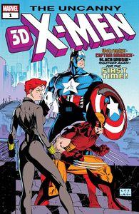 [Uncanny X-Men 3D #1 (Product Image)]