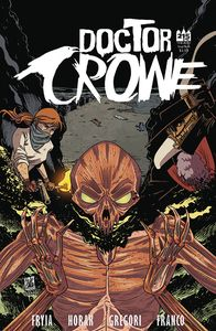 [Doctor Crowe #4 (Product Image)]