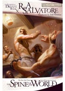 [Forgotten Realms: The Legend Of Drizzt: Book 10: The Spine Of The World (Product Image)]