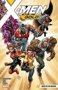 [X-Men: Gold: Volume 1: Back To Basics (Product Image)]