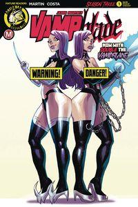[Vampblade: Season 3 #1 (Cover B Costa Risque) (Product Image)]