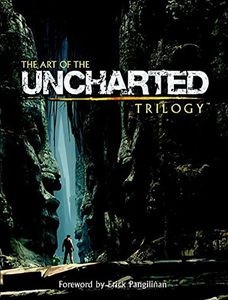 [The Art Of The Uncharted Trilogy (Hardcover) (Product Image)]