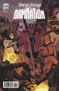 [Doctor Strange: Damnation #2 (Smallwood Connecting Variant) (Product Image)]