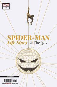 [Spider-Man: Life Story #2 (2nd Printing Bagley Variant) (Product Image)]