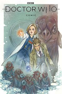 [Doctor Who Comics #1 (Cover A Momoko) (Product Image)]