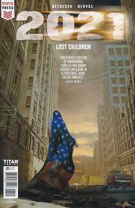[2021: Lost Children #1 (Cover B Book Cover) (Product Image)]
