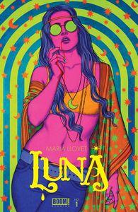 [Luna #1 (Jenny Frison Variant Edition) (Product Image)]