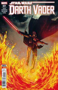 [Star Wars: Darth Vader #21 (Product Image)]