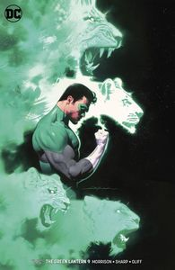 [Green Lantern #9 (Dekal Variant Edition) (Product Image)]