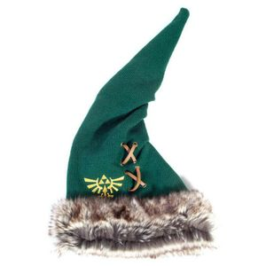 [Legend Of Zelda: Furry Pointy Beanie: Link (Product Image)]