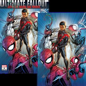 [Ultimate Comics: Fallout #4 (Facsimile Edition Jonboy Meyers 'Classic' Variant Set) (Product Image)]